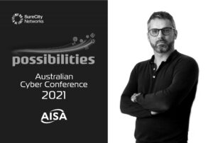 Come and see SureCity Networks at the Australian Cyber Conference 16-18 March 2021